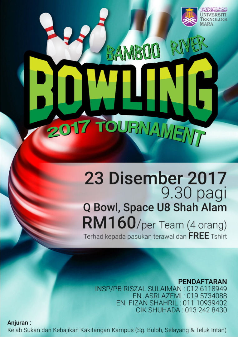 bamboo river bowling 2017 tournament